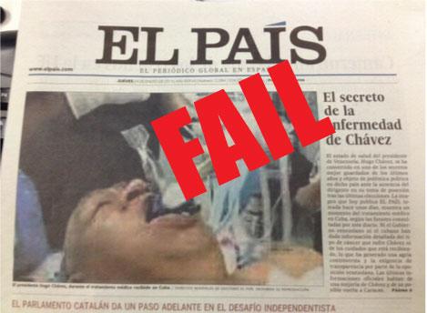 Chávez FAIL