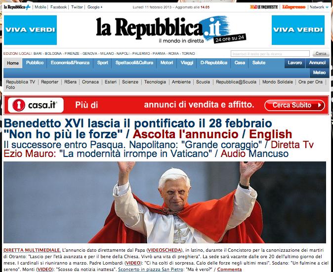 LA Republicca Italia