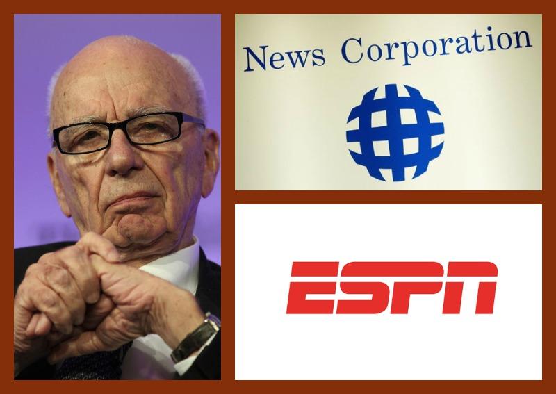 Murdoch y ESPN