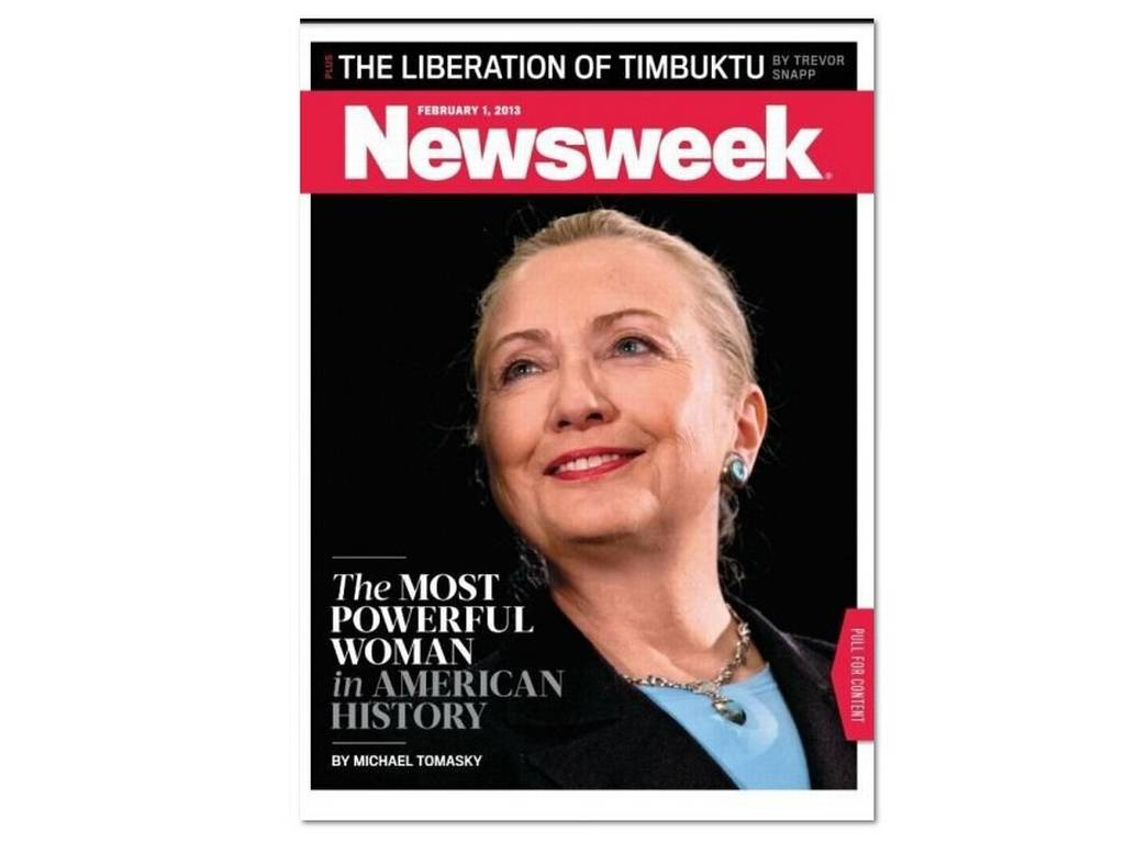 Newsweek febrero 2013