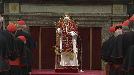 AP Photo/Vatican TV