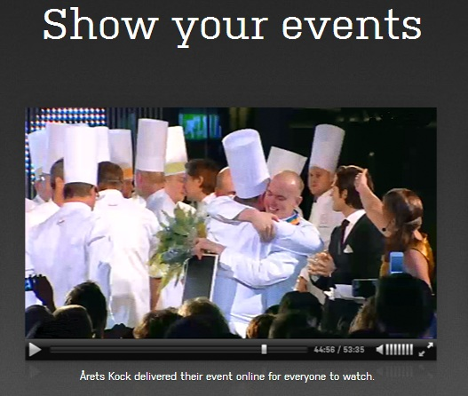 show yor events