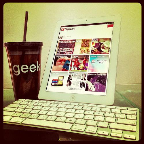 Medios sociales y escritura