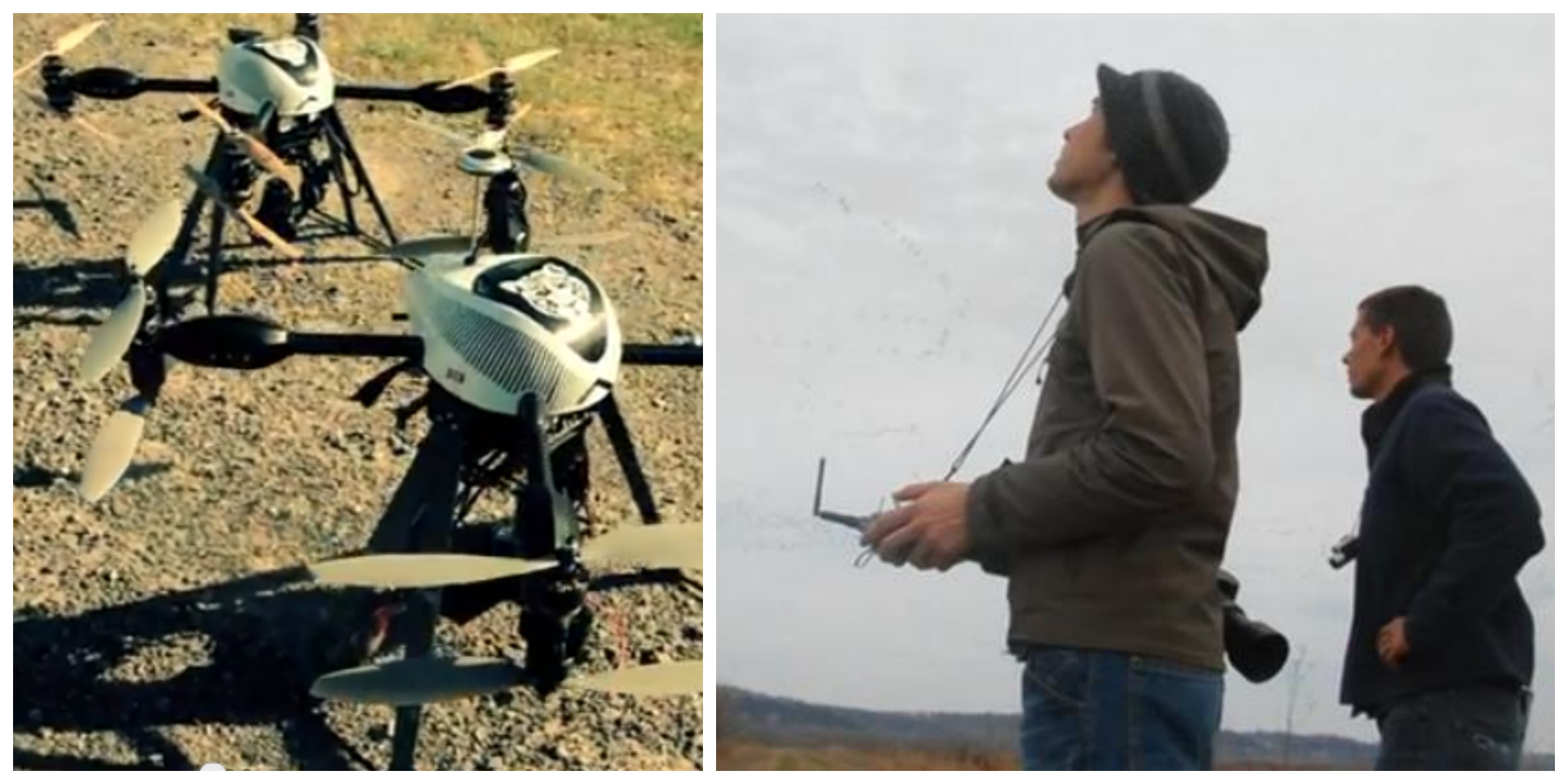 Drones periodismo
