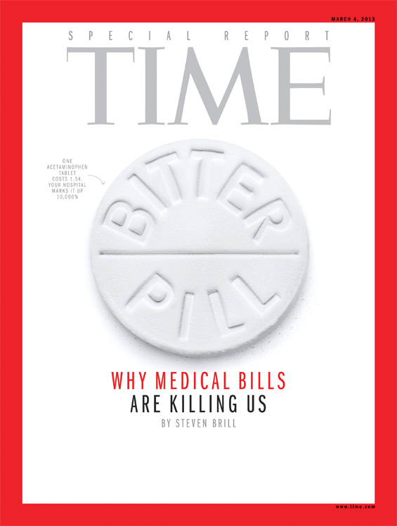 Time cover-Brill