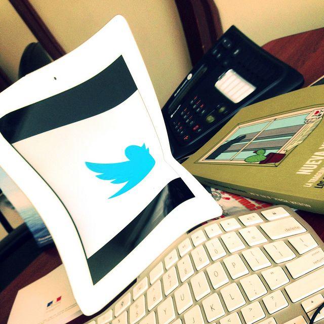 Twitteripad