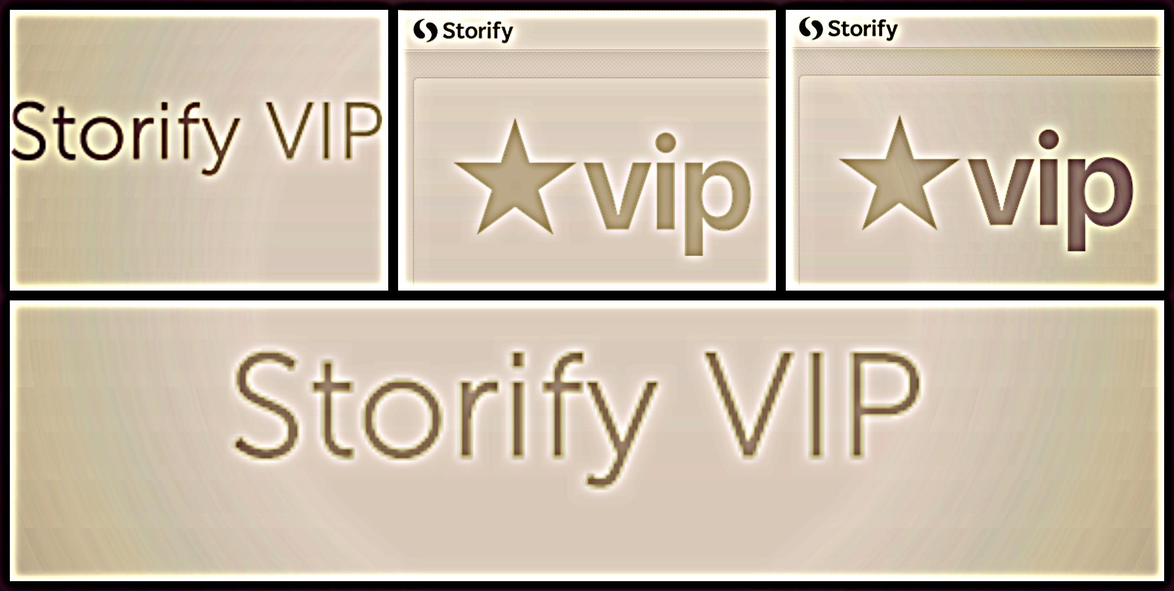 VIP STORIFY
