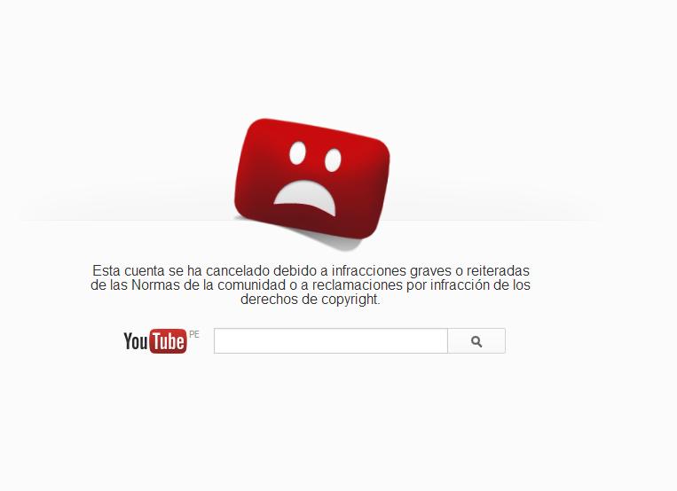 YouTube corridas de toros