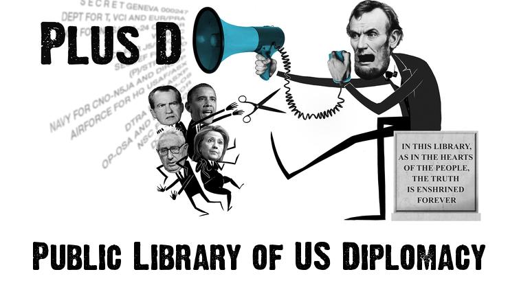 Plus D  WikiLeaks