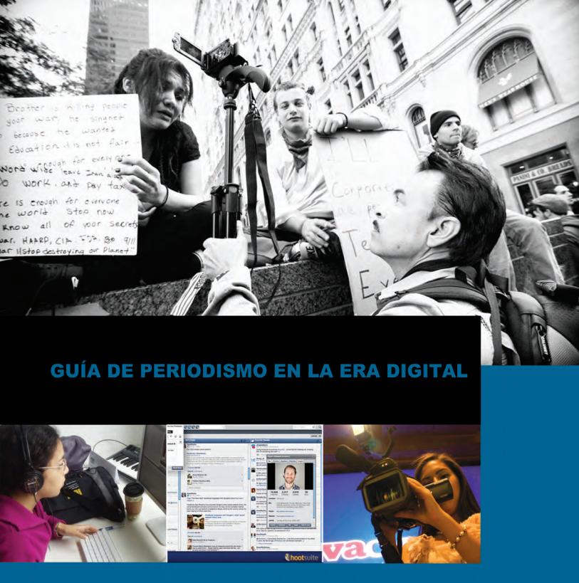 Guía de periodismo en la era digital