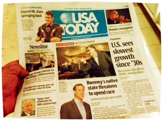 Diarios USA