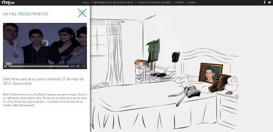 La habitación de Ebed | RTVE.es