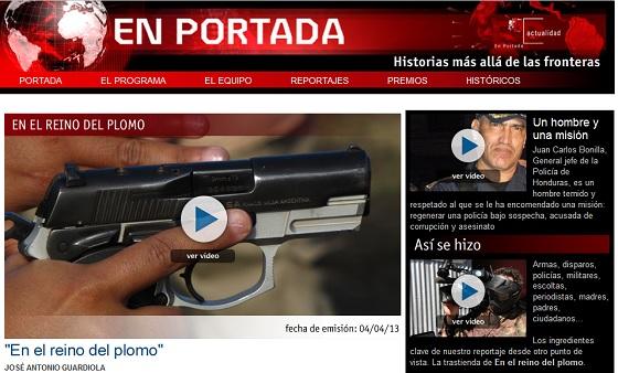 'En Portada' | RTVE.es