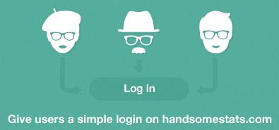 simple-handsomestats-login