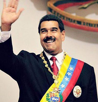 Nicolás Maduro en Facebook