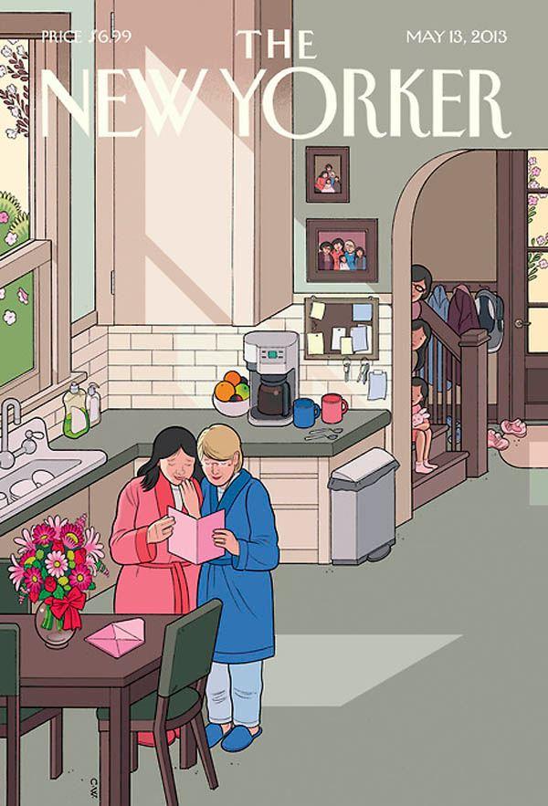 Portada madres New Yorker