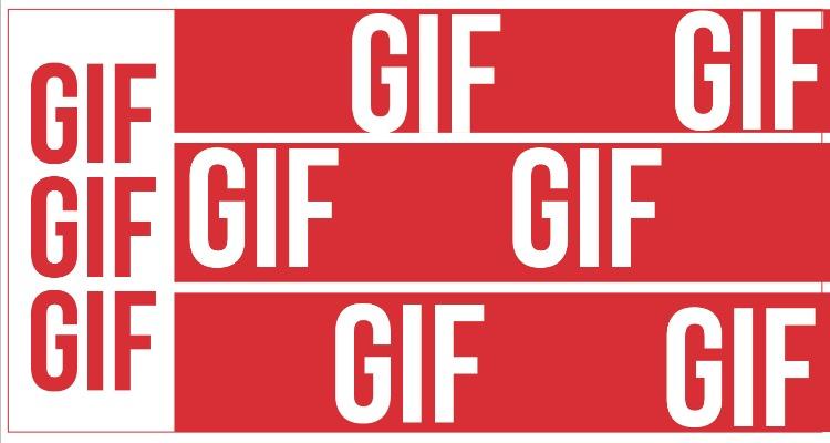 Convertir archivos en GIF