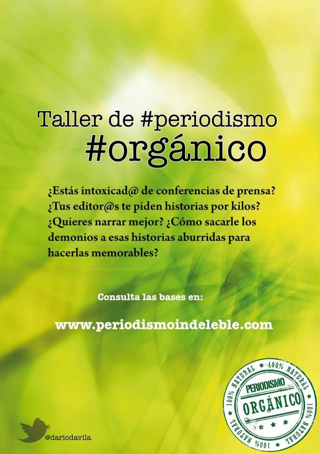 taller oganico México