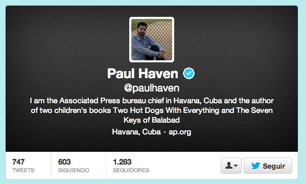 Paul Haven