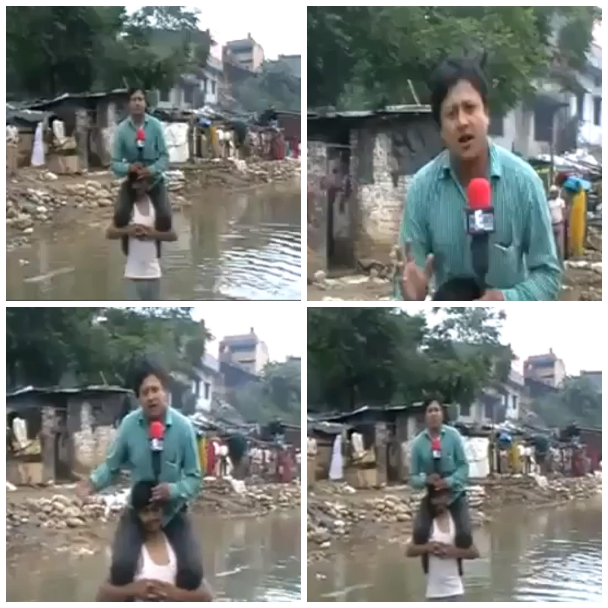 Periodista Indio