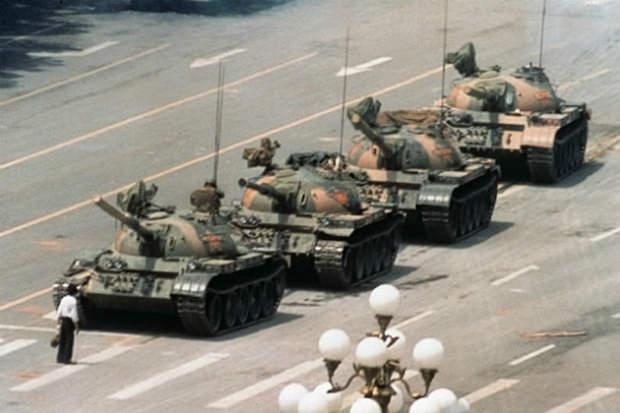 Represión china