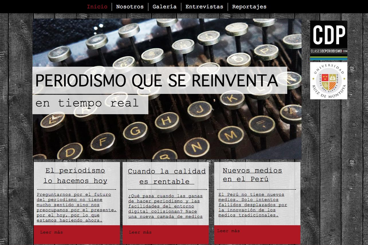 wix periodismo que se reinventa