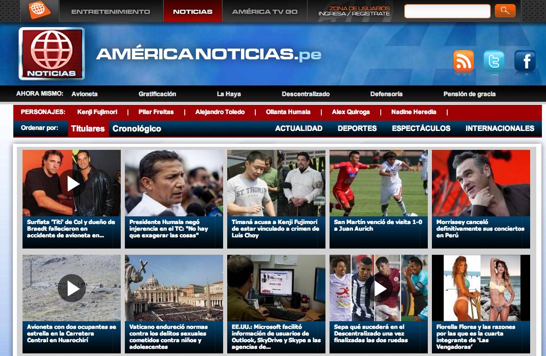 Américanoticias