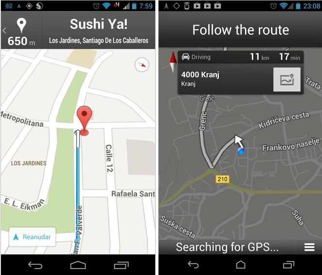 Googlemapas