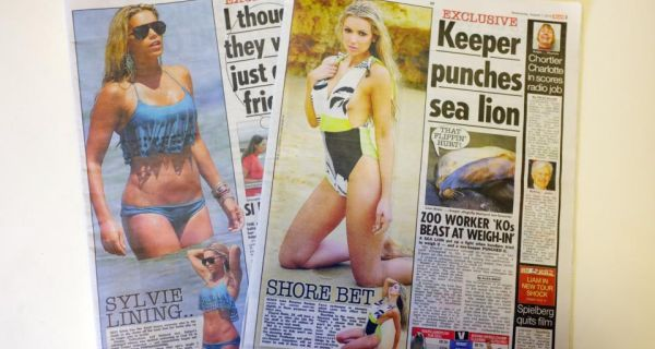 The Irish Sun ya no muestra mujeres desnudas
