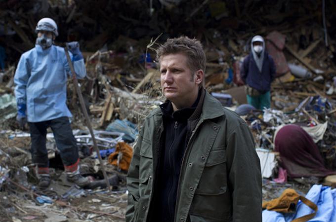(Wayne Hay, uno de los reporteros detenidos/ Foto Al Jazeera)