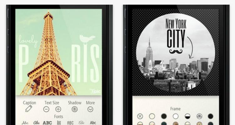 13 Aplicaciones Para Añadir Texto A Las Fotos Desde Tu