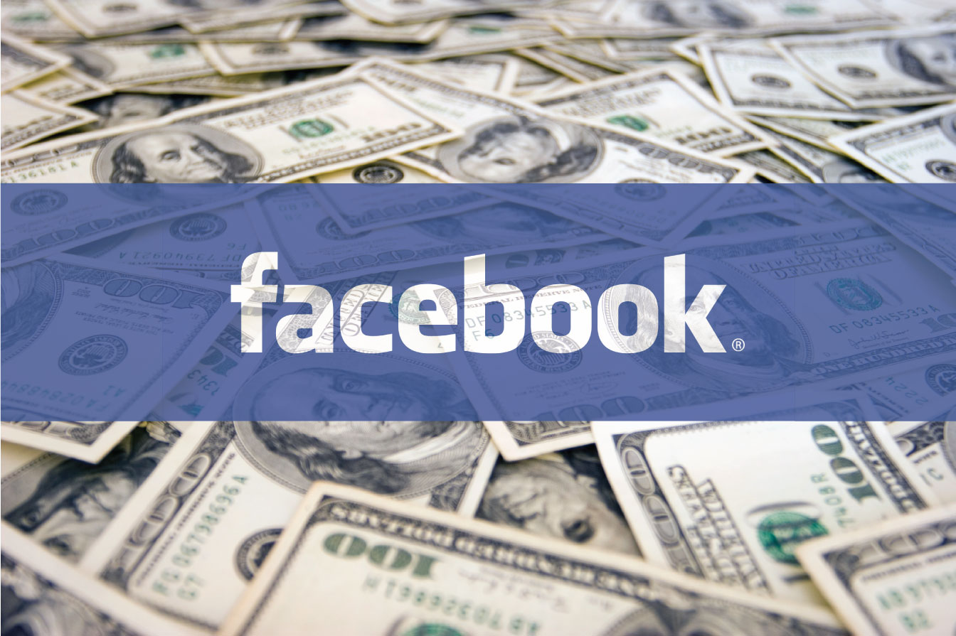 dinero facebook