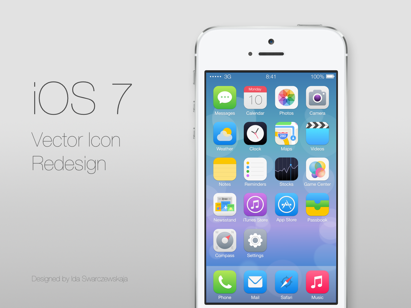 iOS 7 virtual en Windows 7 / 8