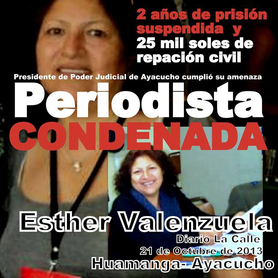 Foto: Asociación Nacional de Periodistas del Perú (ANP)