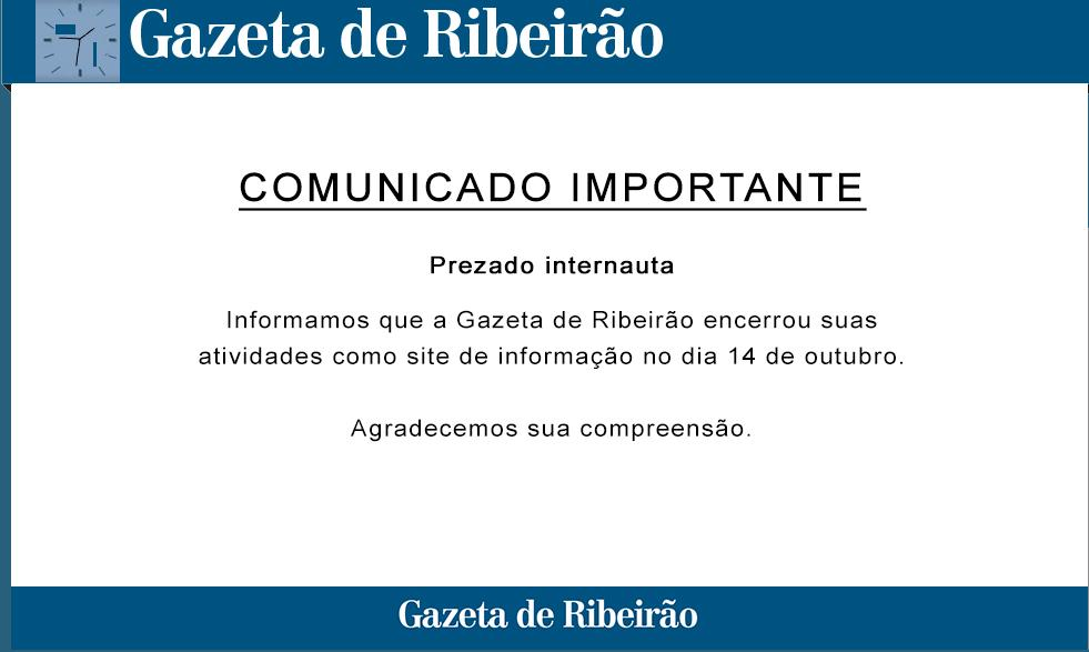 gazetaderibeiro