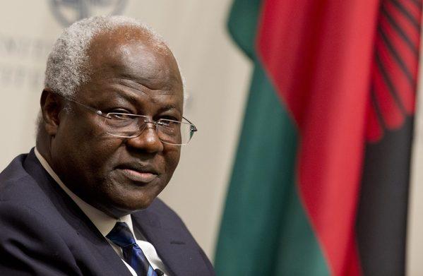 Presidente de Sierra Leona (Foto Reuters)