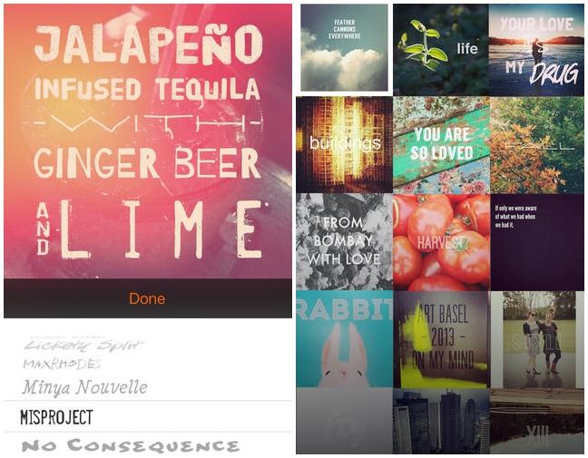 20 apps para insertar textos en tus imágenes - Clases de Periodismo
