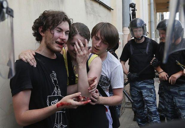 Foto AP / Dmitry Lovetsky