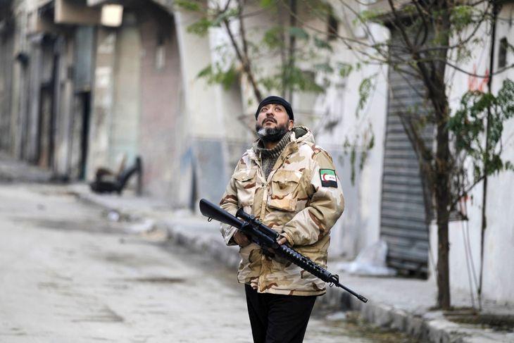 (Foto Molhem Barakat/ Reuters)
