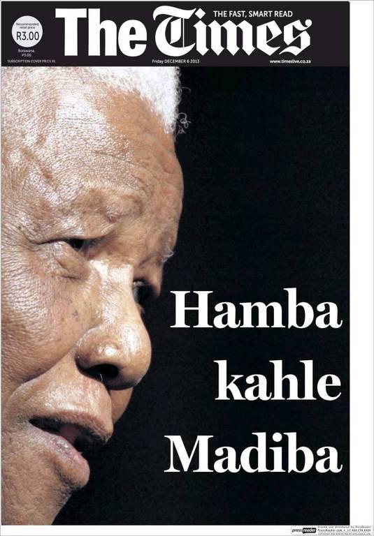 the times sudáfrica