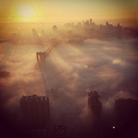 Imagen con filtro desde Instagram (Foto Jennifer Gormley)