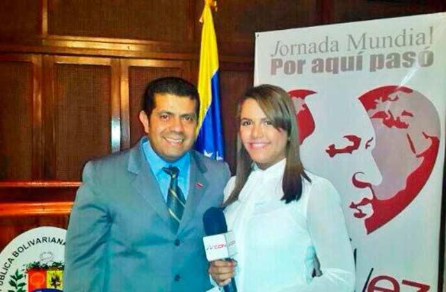 diplomatico venezolano