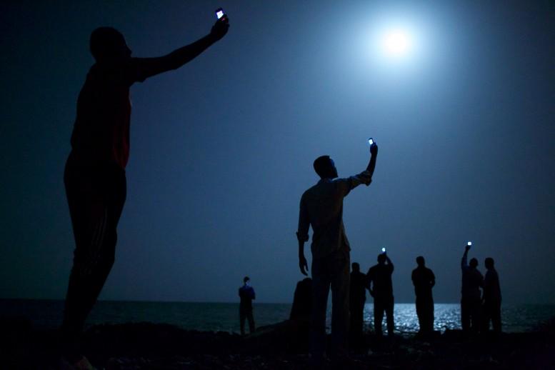 John Stanmeyer ganó el World Press Photo del año 2013