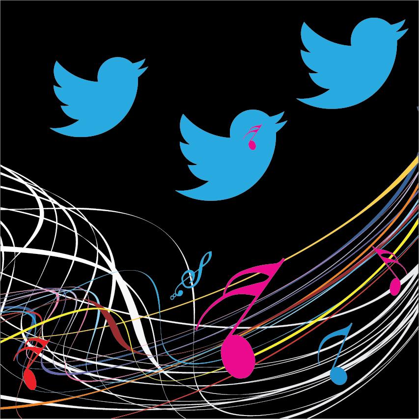 twitter-música