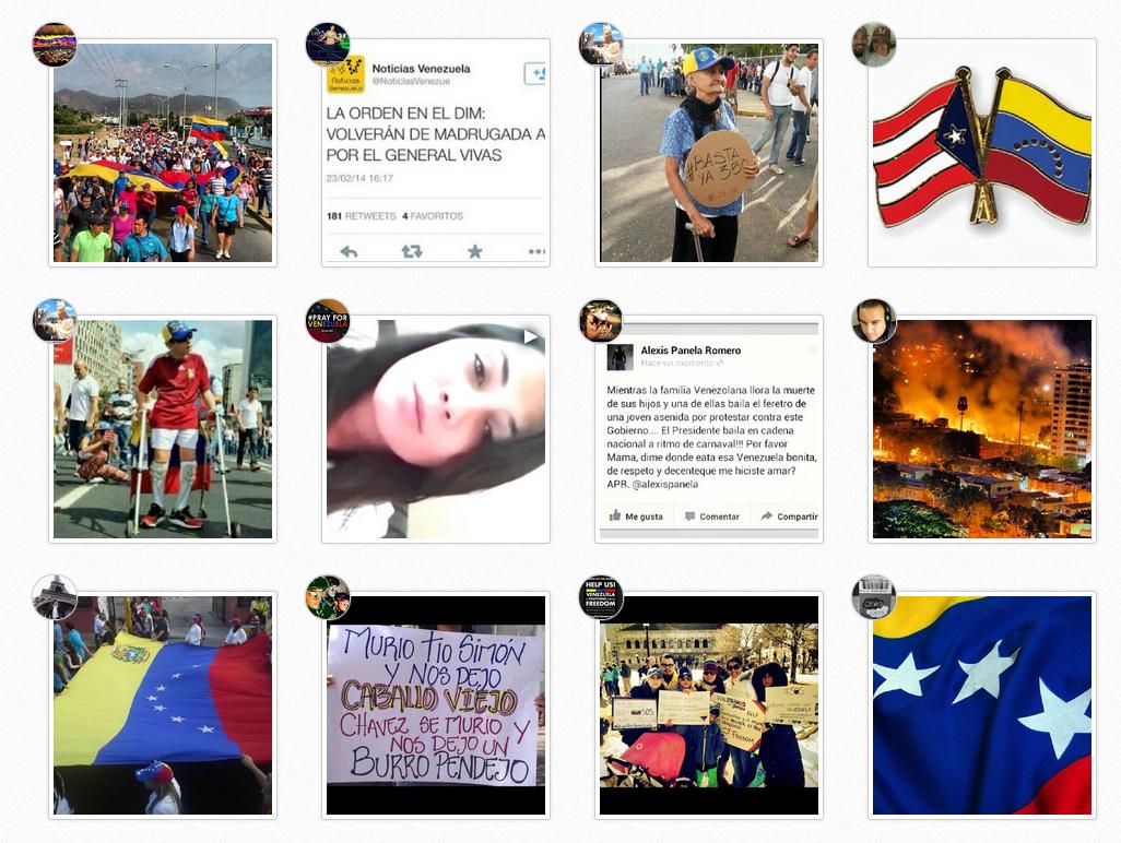 venezuela instagram