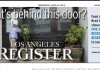 los angeles register