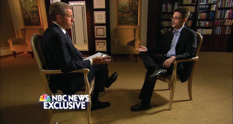 Snowden concede la primera entrevista a una televisora de su país