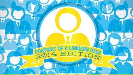 linkedin-infographic-portrait-of-a-linkedin-user-2014