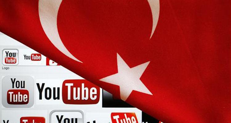 youtube turquia
