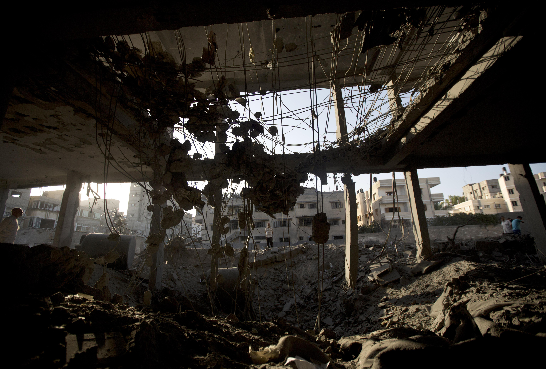 TOPSHOTS-PALESTINIAN-ISRAEL-CONFLICT-GAZA